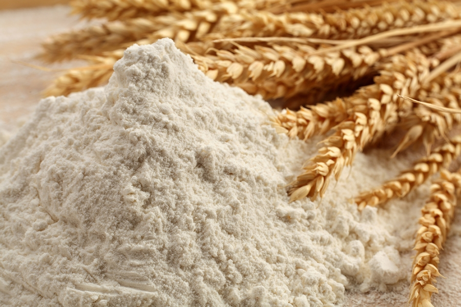 el almidon de achira contiene gluten