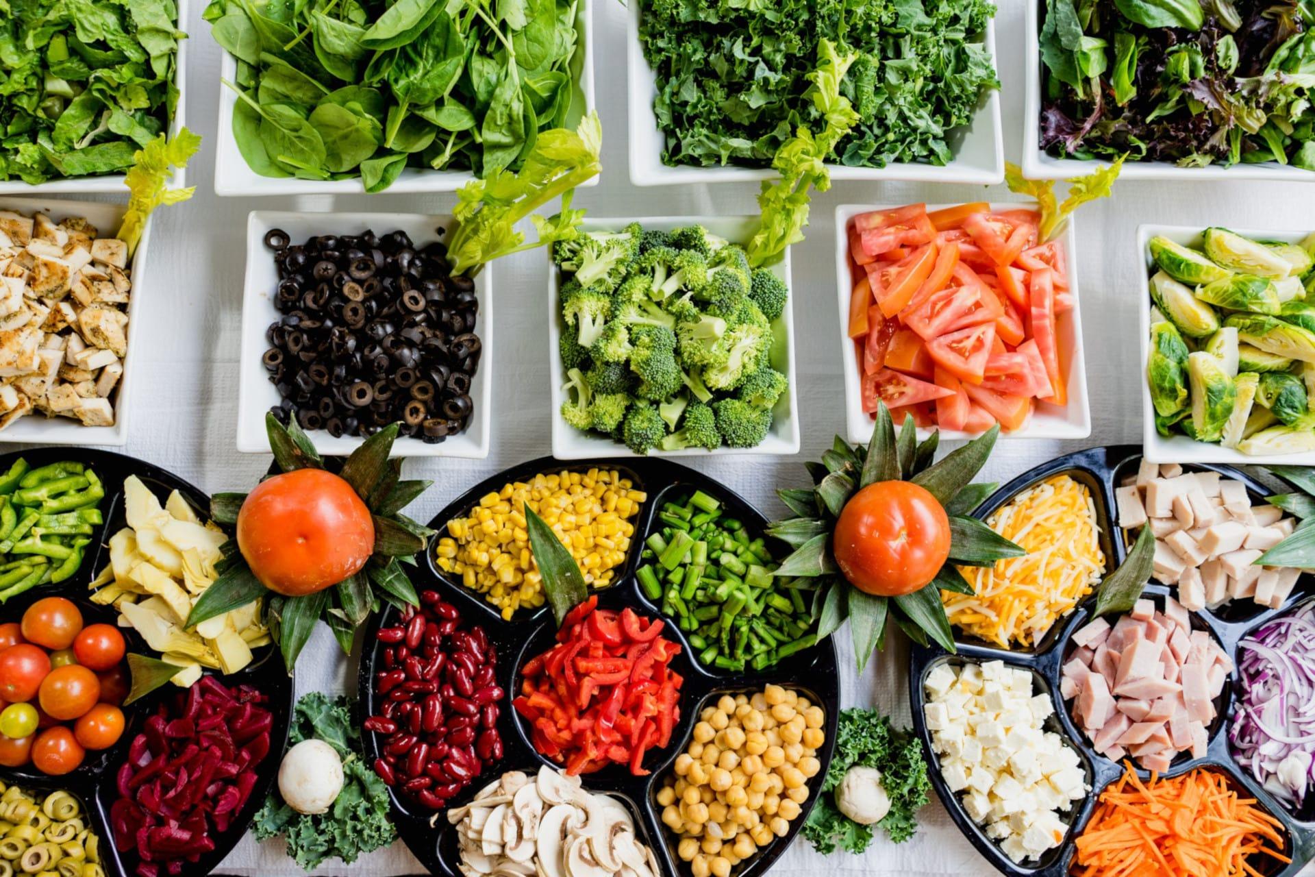 alimentos ricos en fibra sin gluten